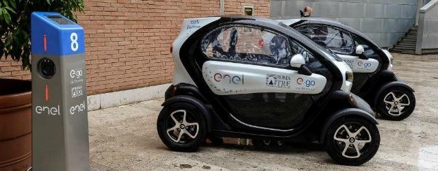 e-go Car Sharing elettrico