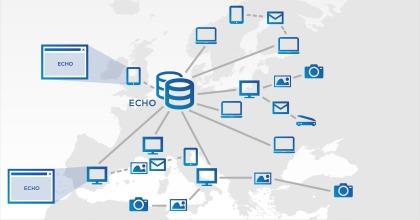 echo network Van Ameyde