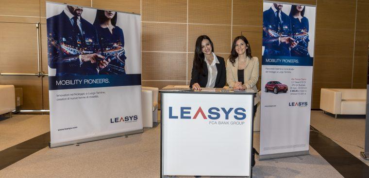 Leasys continua l'espansione in Regno Unito