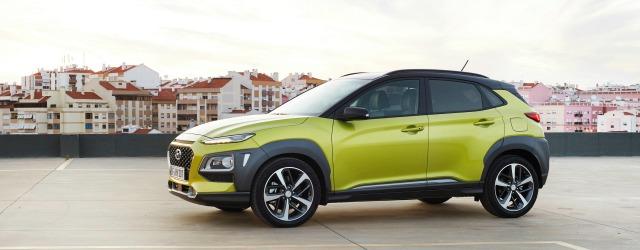 esterni nuova Hyundai Kona 2017