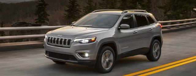 esterni nuova Jeep Cherokee 2018 Salone di Detroit