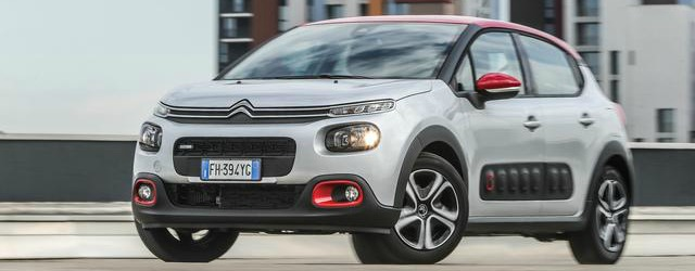 Gli esterni della Nuova Citroën C3
