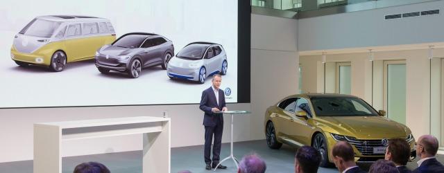 La famiglia I.D. tra i veicoli elettrici firmati Volkswagen