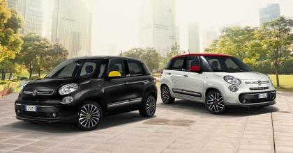 Fiat 500L Urban Edition dati mercato auto 2016