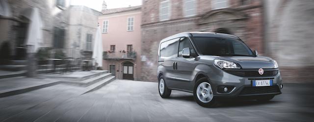 Fiat Doblò è il modello scelto per il lancio del van sharing di Enjoy