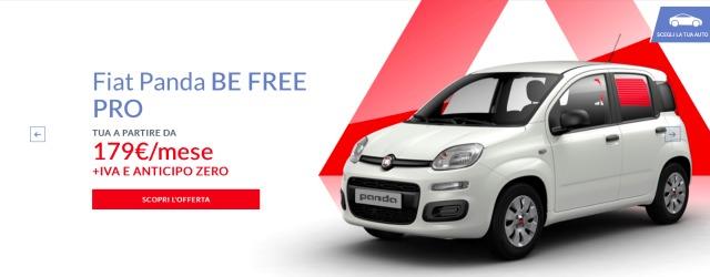 Fiat Panda BE-FREE PRO