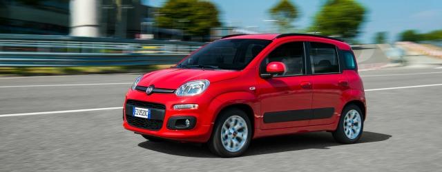 Fiat Panda dati mercato auto 2016