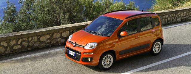 la Nuova Fiat Panda tra le migliori Citycar 2017
