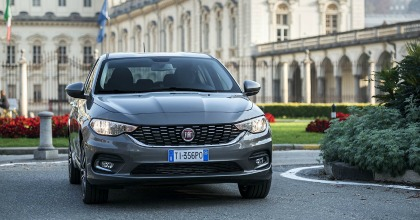 fiat tipo autobest 2016 frontale