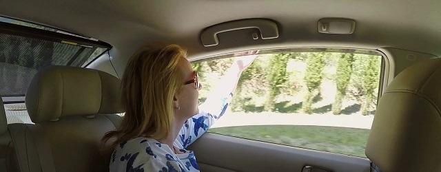 Finestrini laterali auto