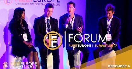 Immagine di copertina di Fleet Europe Summit 2017