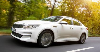 La nuova Kia Optima è stata concepita per le flotte aziendali