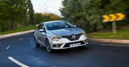flotte aziendali nuova Renault Megane esterni 2016