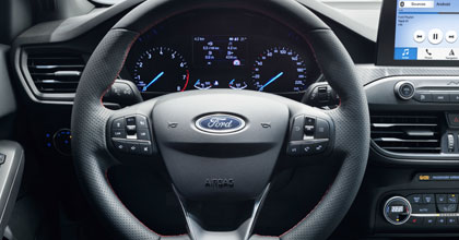 Ford Focus 2018 tecnologia
