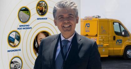 Franco Oltolini e i servizi di mobilità di ACI Global