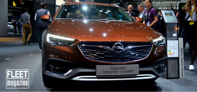 Front Opel Insignia Country Tourer Salone Francoforte 2017