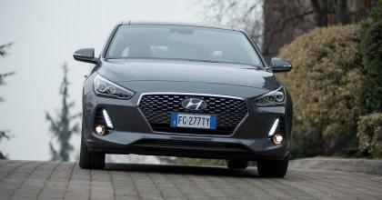 frontale Hyundai New Generation i30