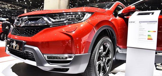 Honda CRV Salone di Ginevra 2018