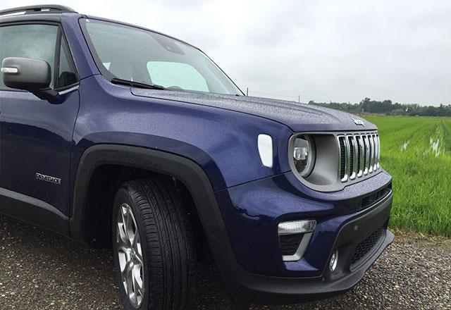 motorizzazioni nuova jeep renegade 2019