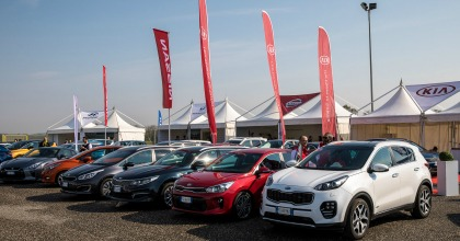 gamma Kia 2017 Fleet Motor Day