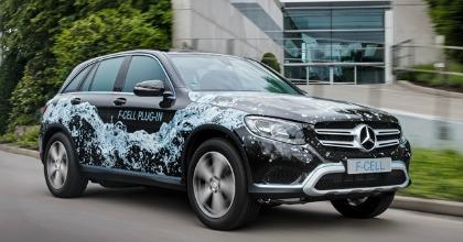 gamma Mercedes 2018 GLC F-Cell