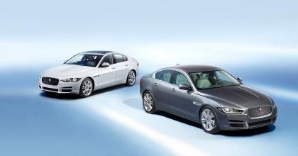 gamma nuova Jaguar XE 2014