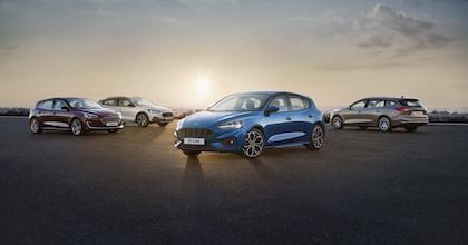 gamma nuova Ford Focus