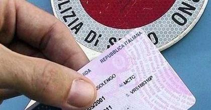 immagine generica per la patente di guida