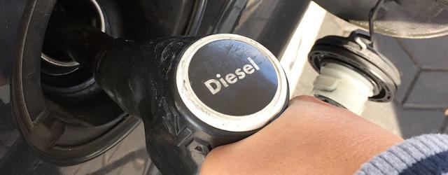 auto diesel meno inquinanti di quelle a benzina