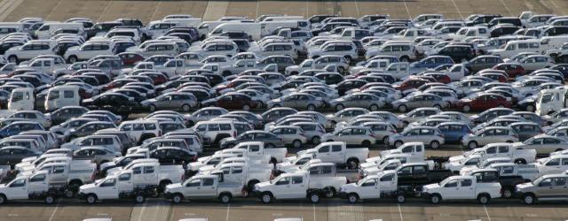 Gestione parco auto, flotte aziendali