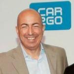 Gianni Martino è il country manager per l'Italia della società di car sharing car2go