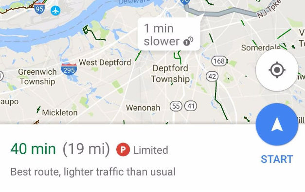 google-maps-parcheggi