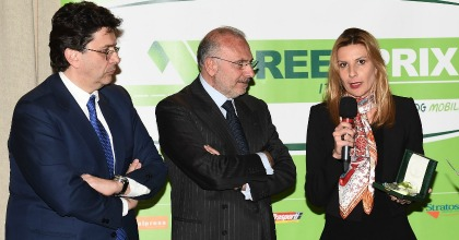 Green Prix 2016 Nissan Luisa Di Vita