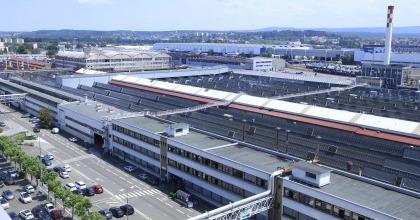 Gruppo PSA - stabilimento di Sochaux