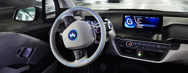 Guida autonoma BMW