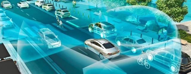 Livelli guida autonoma sensori