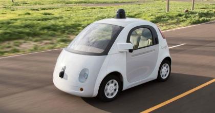 guida autonoma Google Car prototipo