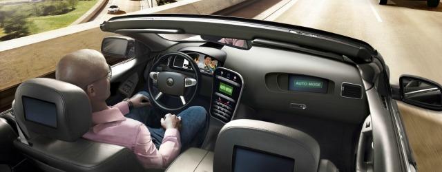 guida autonoma tecnologia Continental