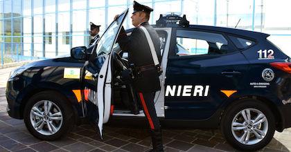 Una Hyundai ix35 Fuel Cell è entrata nella flotta dei Carabinieri della Legione Trentino Alto Adige