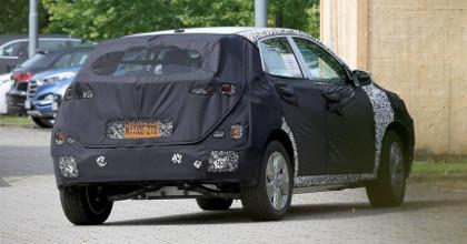 Hyundai Kona elettrica posteriore