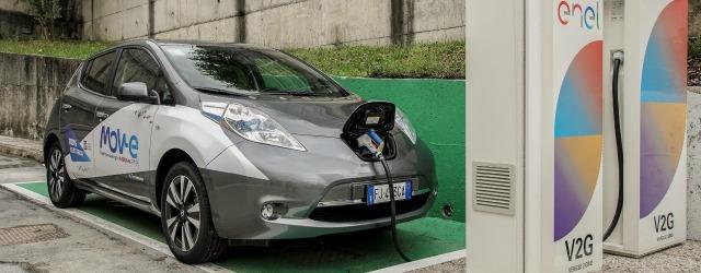 Ha debuttato presso l'IIT di Genova la tecnologia V2G Vehicle to Grid