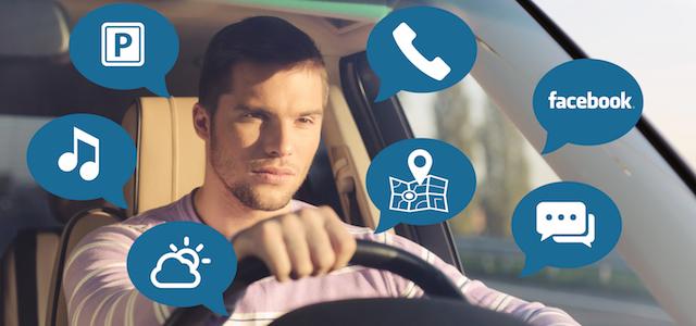 L'Intelligenza Artificiale Nuance trova applicazione nell'assistente automotive Dragon Drive