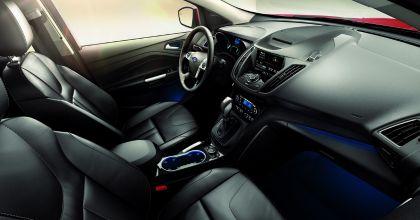 interni Ford Kuga 2015