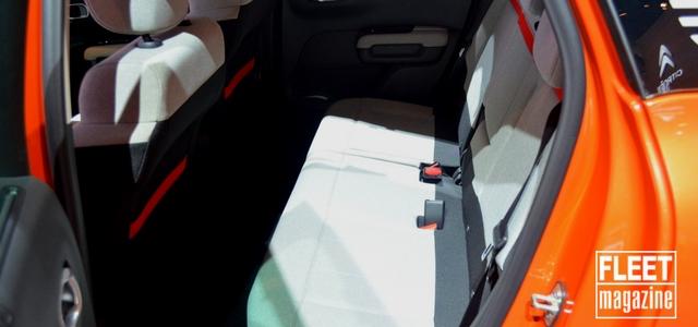 interni Citroen C3 Aircross