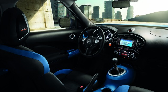 interni nuova Nissan Juke 2018