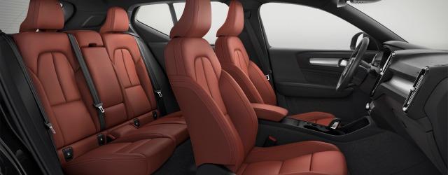 interni nuova Volvo XC40 2018