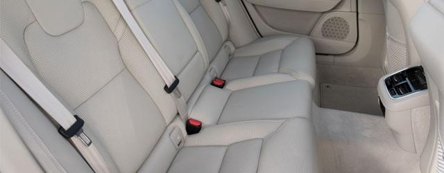 Gli interni della nuova Volvo V90