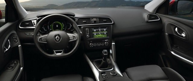 Gamma Renault Business Kadjar interni