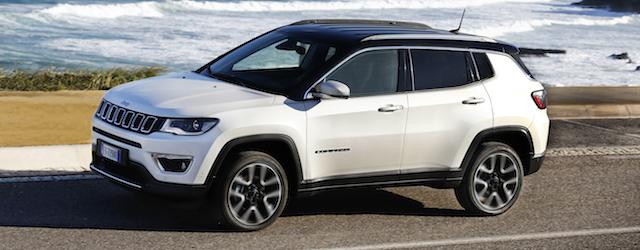 Jeep Compass è solo uno dei modelli interessati dal rinnovo della flotta aziendale del Gruppo Sisal