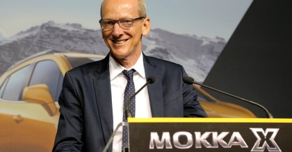 Karl-Thomas Neumann Opel Mokka X